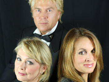Cheryl Mike & Jay - formerly of Bucks Fizz artist photo
