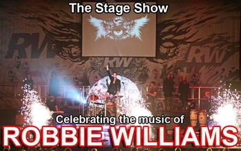 Let Me Entertain You The Stage Show - Starring JK as Robbie Williams picture