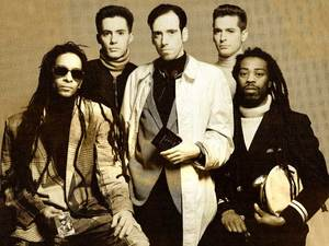 Big Audio Dynamite artist photo