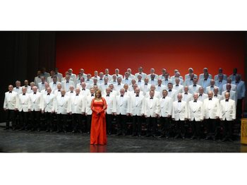 Morriston Orpheus Male Voice Choir artist photo