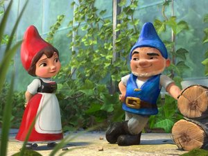 Film promo picture: Gnomeo & Juliet