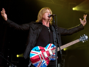 Joe Elliott's Down 'N Outz artist photo
