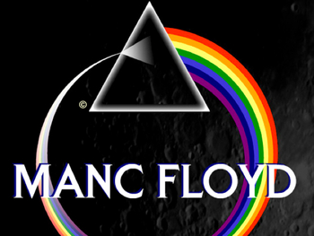 Manc Floyd artist photo