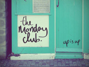 The Monday Club artist photo