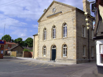 Kirton in Lindsey Town Hall venue photo