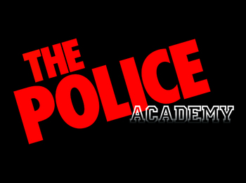 Crick Boat Show: The Police Academy picture