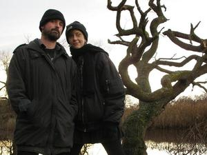 Cath & Phil Tyler artist photo