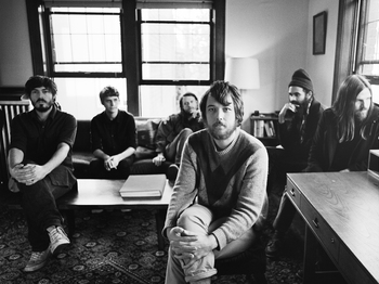 Fleet Foxes artist photo
