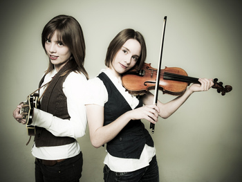 Carrivick Sisters artist photo
