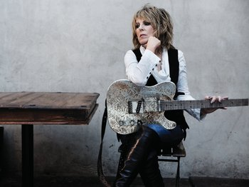 An Evening With: Lucinda Williams + Doug Pettibone picture