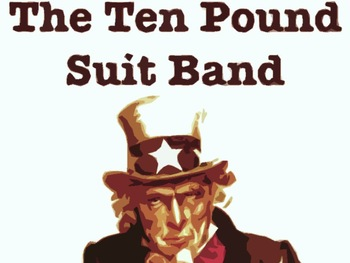Ten Pound Suit Band artist photo