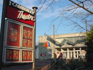 The Camberley Theatre artist photo