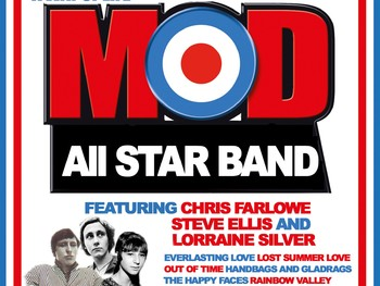 The Mod All Star Band + Chris Farlowe + Steve Ellis + Lorraine Silver picture