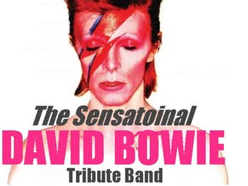 Xmas XtravaGlamza: The Sensational David Bowie Tribute Band + Dirty Harry + The Sade Experience + Hot Love picture