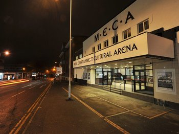 MECA venue photo