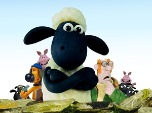 Shaun The Sheep artist photo