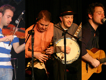 Hoy At Anchor Folk Club: Craobh Rua picture