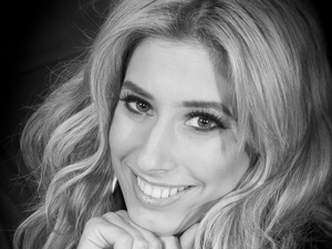 Stacey Solomon artist photo