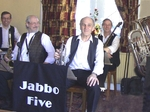Dave Martin's Jabbo Five artist photo