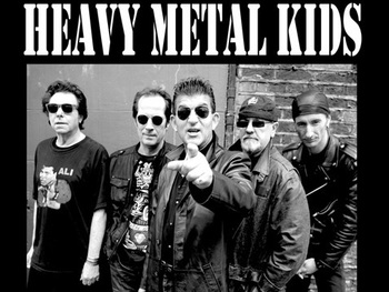 Heavy Metal Kids + The Phobics picture