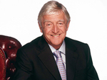 Sir Michael Parkinson artist photo