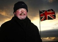 Simon Weston OBE artist photo