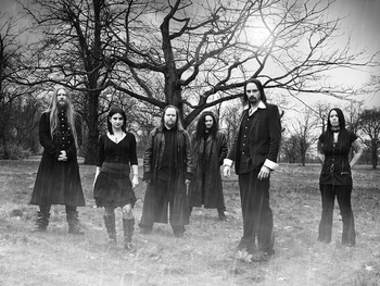 My Dying Bride artist photo