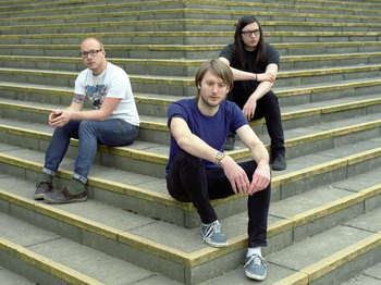 Dinosaur Pile-Up artist photo