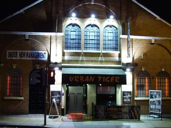 Urban Tiger venue photo