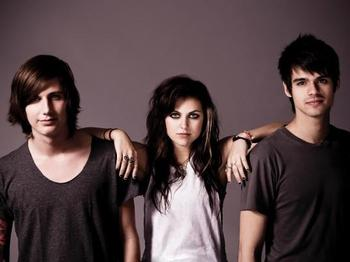 VersaEmerge artist photo