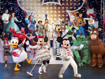 Disney Live! Mickey's Music Festival artist photo