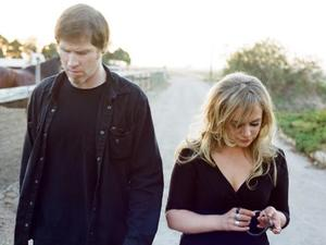 Isobel Campbell & Mark Lanegan artist photo
