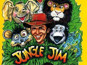 Jungle Jim artist photo