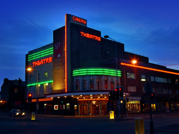 Stephen Joseph Theatre & McCarthy Cinema venue photo
