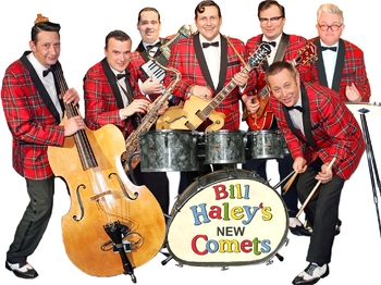 Bill Haley's New Comets artist photo