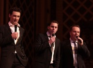 The Celtic Tenors artist photo