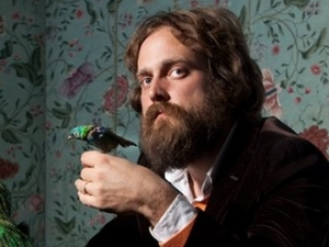 Sam Beam (Iron & Wine) artist photo