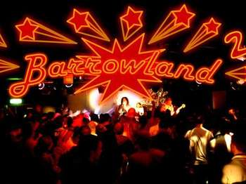 Barrowland venue photo