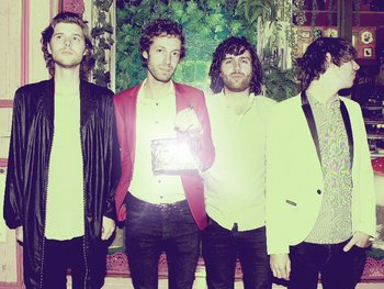 Miami Horror artist photo