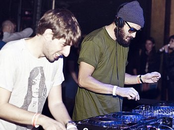 Death Disco: Crookers picture