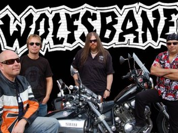 Wolfsbane + Blaze Bayley + Jase Edwards + Jeff Hateley + Steve 'Danger' Ellett picture
