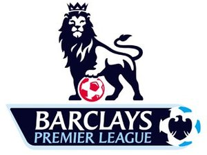 Barclays Premier League Football artist photo