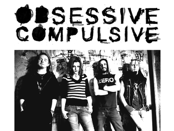 Screaming Tarts Presents: Obsessive Compulsive + Systemyk + Felony picture