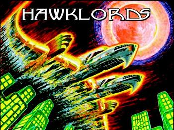Hawklords + Aurora picture