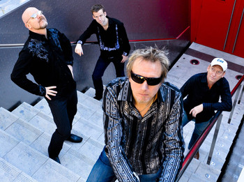 Wishbone Ash + Gerry Jablonski picture