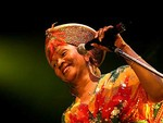 Marcia Griffiths artist photo