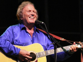 Don McLean artist photo