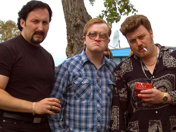 Trailer Park Boys artist photo