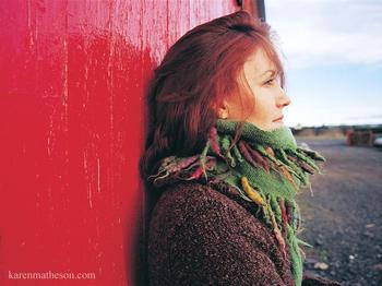 Karen Matheson artist photo