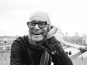 Film promo picture: Vidal Sassoon: The Movie